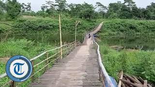 Buat Jembatan untuk Bantu Warga Jadi Lahan Bisnis