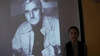 Страна читающая—НадеждаСоснина читает произведение «Майор привез мальчишку на лафете» Симонова