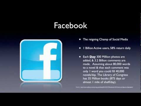 OMUG Social Media Presentation