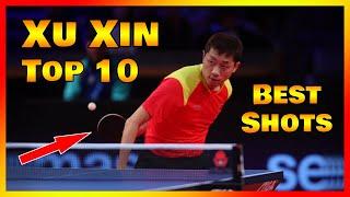 Xu Xin Top 10 Best points [HD]