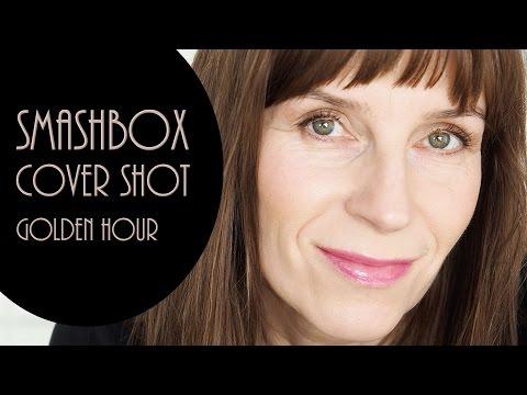 Smashbox Cover shot Golden Hour eye palette -luomiväripaletti - hillitty meikki aikuiselle thumbnail