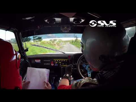 2017 Clare Stages Rally - Ed O'Callaghan & Keith McCarthy - Stage 5