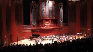 Mendelssohn Octet in E Flat, Opus 22, Allegro