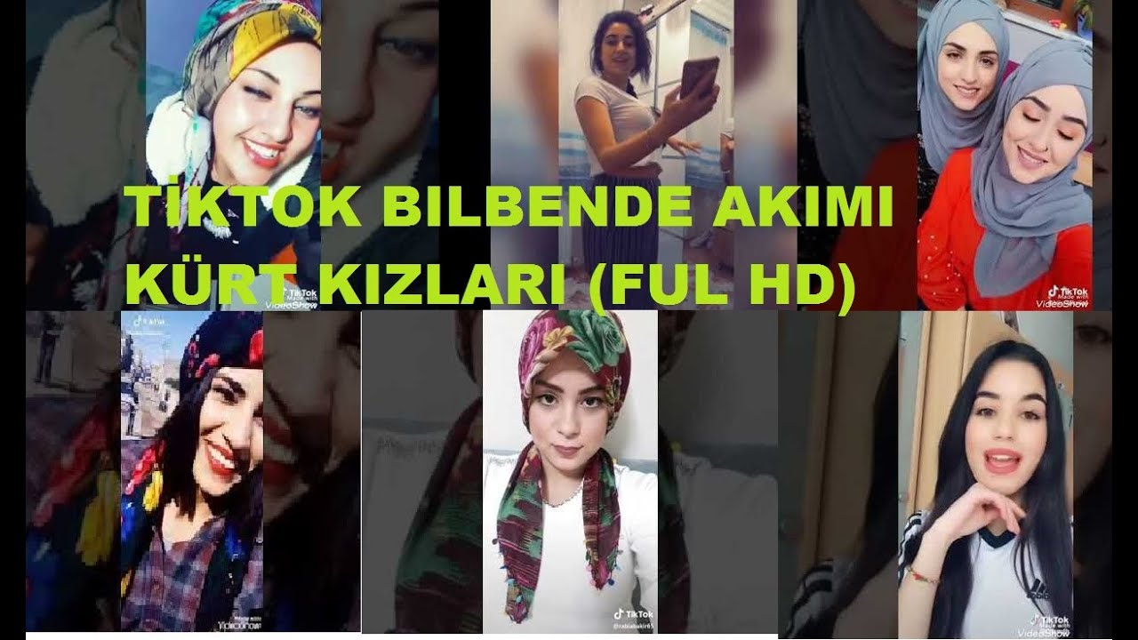 TikTok Kürtçe Bılbende Akımı Kürt Kızları ( Ful Hd İzle 2020)