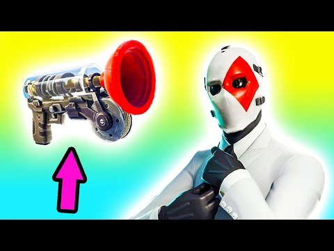 NEW Grappling Hook & Getaway LTM ⚠️ Fortnite High Stakes Event