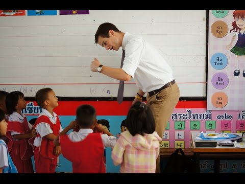 Less Jobs For ESL Teachers in Thailand?