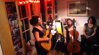 Kate Walsh ~ Your Song ~ House Concerts York 3.10.2011