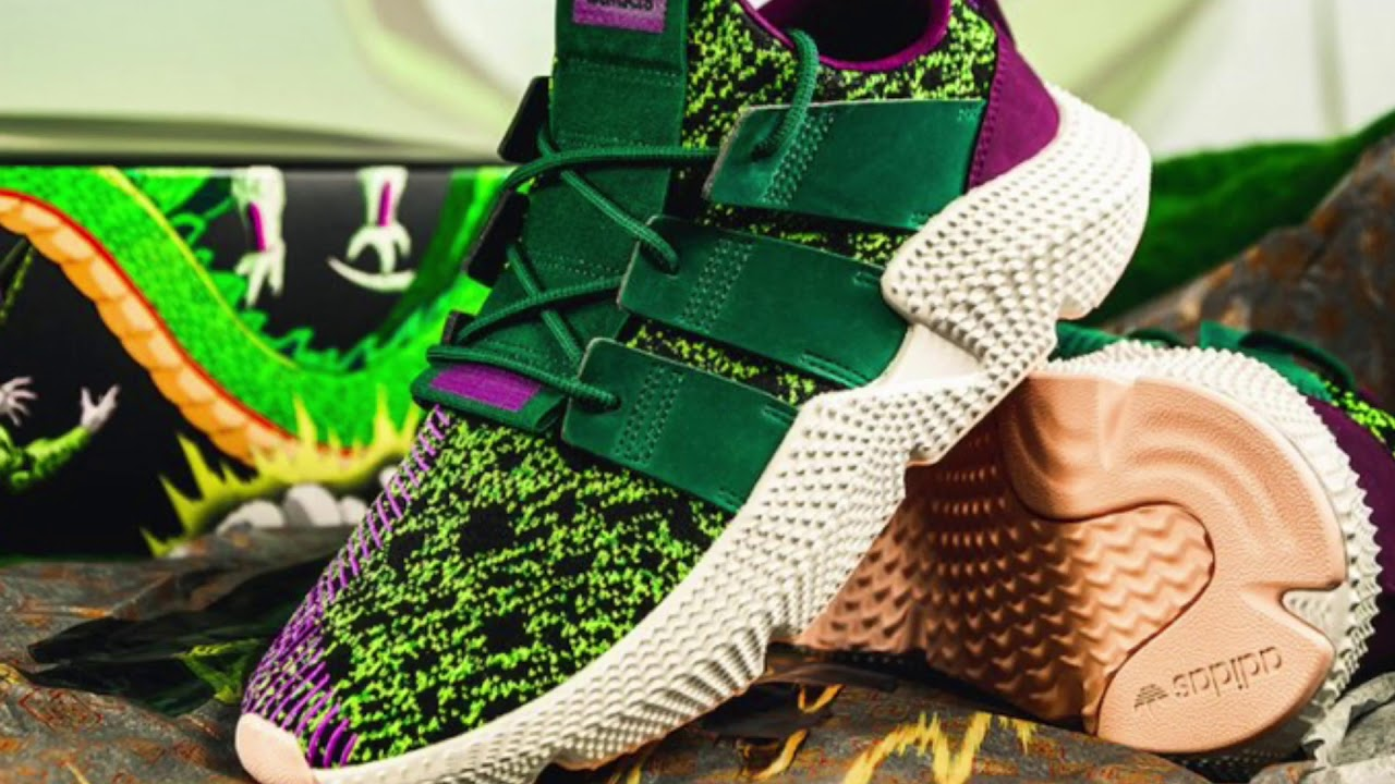 6651f04b6c2 Adidas X Dragonball Z Prophere   Deerupt Cell   Gohan Thoughts and  Breakdown!