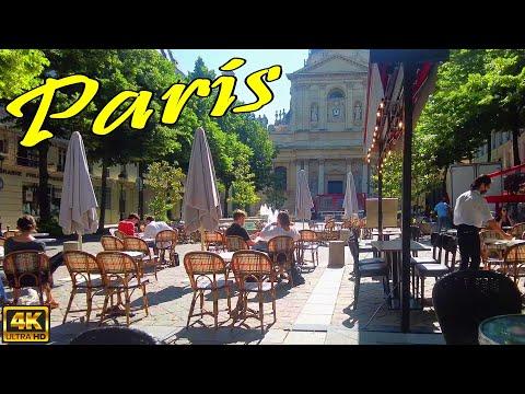 Du Boulevard Saint-Michel, Jusqu'à Saint-Germain-des-Prés - Paris Walking Tour
