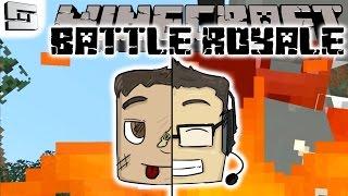 Minecraft - Battle Royale - HOT LAVA ACTION! E2