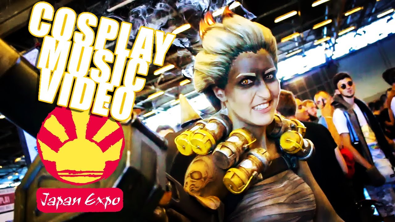 Cosplay music video japan expo paris 2017 youtube - Japan expo paris 2017 ...