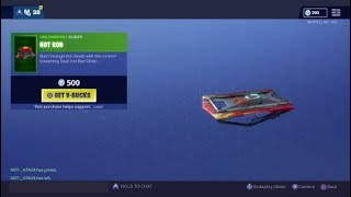 Fortnite new itemshop (New emote buckets) 23 mai 2019