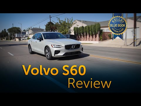 2020 Volvo S60 – Review & Road Test