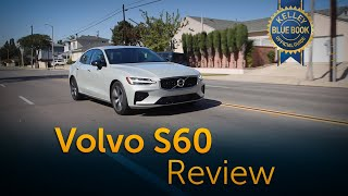 2020 Volvo S60 - Review & Road Test