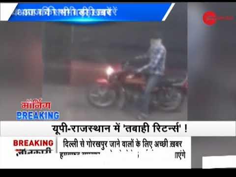 Morning Breaking: 123 dead after rain and dust storms lash Uttar Pradesh, Rajasthan