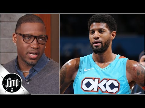 OKC Thunder are the second best team in the West - Tracy McGrady | The Jump