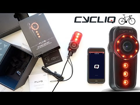 Cycliq Fly6CE // Rear Cycling Dashcam // Licence Plate Road-Test