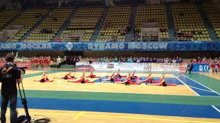 Cheerleading. Чир спорт. Команда City Dance.