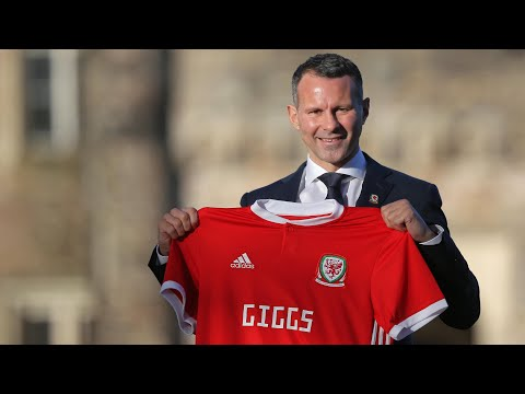 Ryan Giggs 'proud and honoured' to be named Wales manager