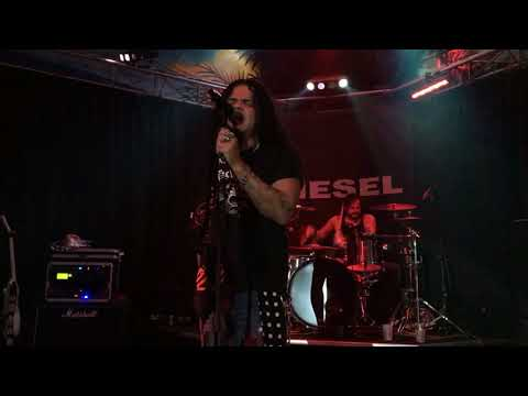 """DIESEL -- Cover -- MAN IN THE BOX --  """"BY - ALICE IN CHAIN """" -- January-13-2018"""