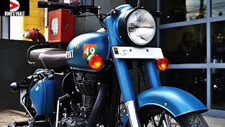 Royal Enfield Signals Classic 350 ABS Tamil Review #DinosVaultTamil