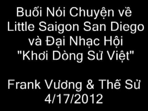 Little Saigon San Diego Radio Talk Show