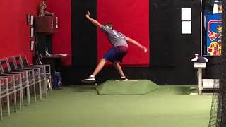 Levi Graham 2021 Baseball Pitching Training Chandler Az