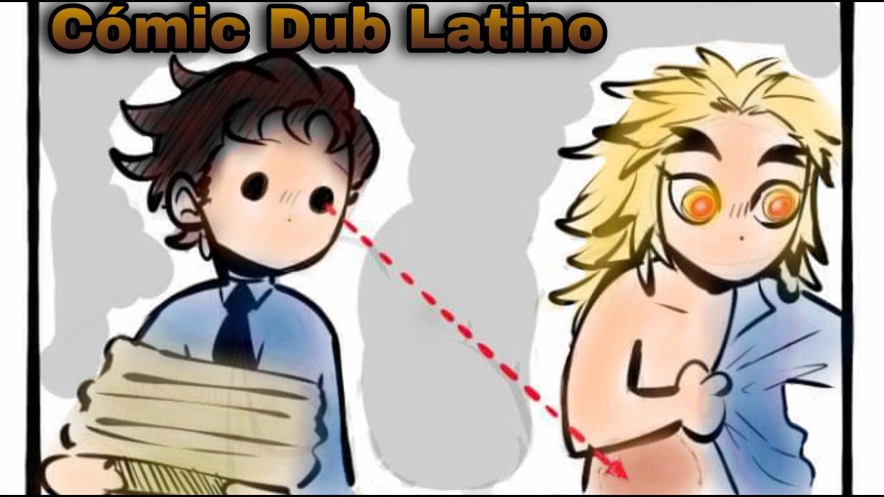 La Marca de Nacimiento | Cómic Dub Latino - Kimetsu no Yaiba