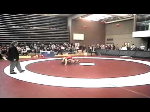 2007 Senior National Championships: 48 kg Kara Stelfox vs. Coralie Dixon