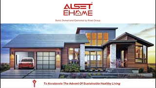 Alset EHome Corporate Video
