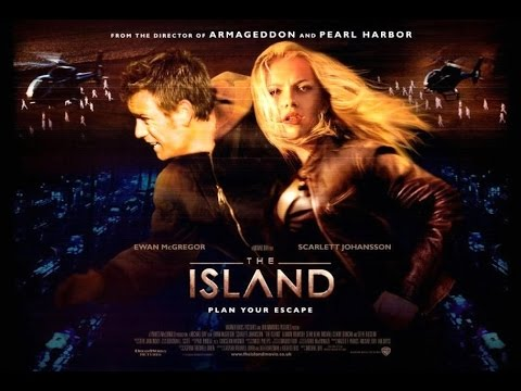 The Island (2005) Movie Review (Underrated Flick)