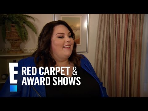 Thumbnail: Chrissy Metz Says Sarah Paulson Was First to Text Her | E! Live from the Red Carpet