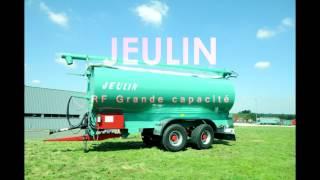 Remorque à Farine Jeulin - Gamme 2017