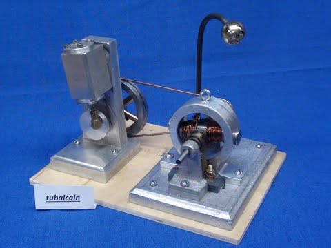 Build A Steam Engine Without Machining
