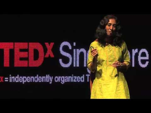 Food plant diversity -- the key to life: Bhavani Prakash at TEDxSingaporeWomen 2012