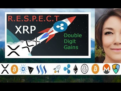 This is WHY Ripple & XRP gets RESPECT with double digit GAINS!