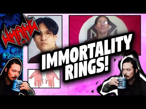 Alex Chiu's Immortality Rings - Tales From the Internet - Whang!