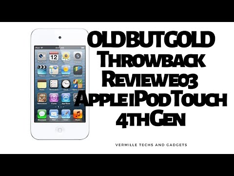 OLD BUT GOLD Throwback Review e03   Apple iPod Touch 4th Gen