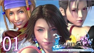 Final Fantasy X-2 HD Remaster Walkthrough - Parte 1: YuRiPa, in position! (ITA)