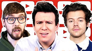 DISGUSTING! Quarantine Shaming Gone Wrong, Bernie Sanders, Harry Styles, Jacksepticeye, & More