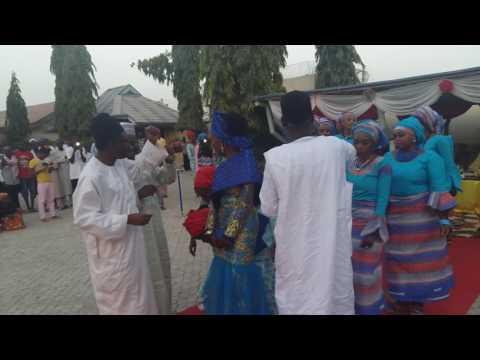 Visit of Hakimi Yaounde Cameroon Ahmadu Bello to Emir of mubi