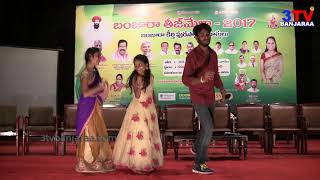 Banjara Singers Subash Nirmala Bhai & Swathi Bhai Dhum Dham Songs & Dance !! 3TV BANJARAA