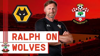 PRESS CONFERENCE: Hasenhüttl previews Wolves