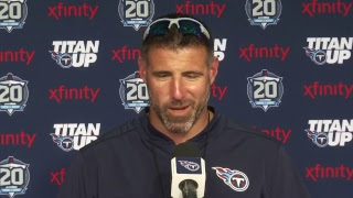 #Titans Mini-Camp Press Conference: Mike Vrabel, Marcus Mariota