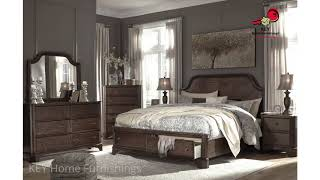 Ashley Adinton (B517) Collection Bedroom Furniture | KEY Home
