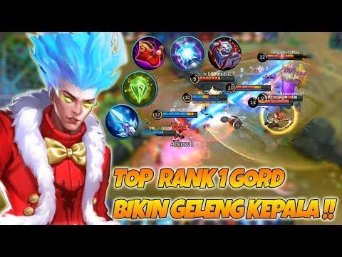 Posisinya Selalu Pas !! - Top 1 Global Gord by SR.Vegeta -  Menuju SKIN Legendary Gord !!