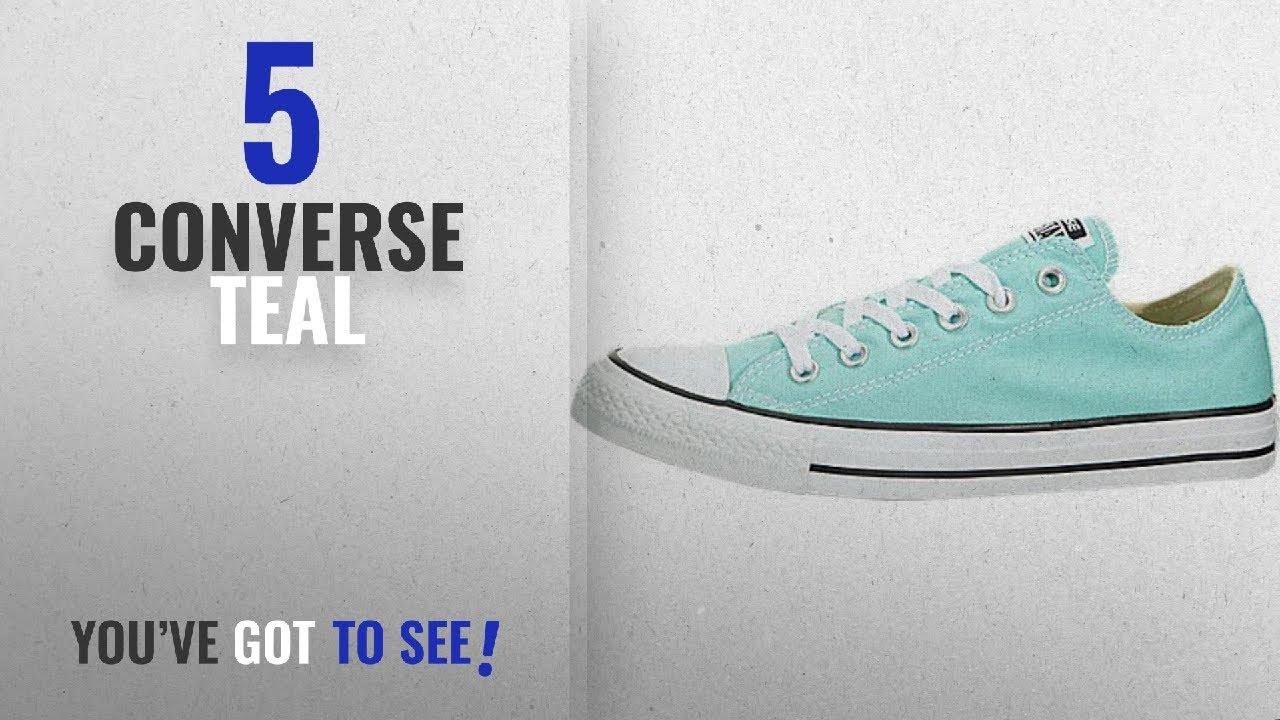 9b942c61c2f5aa Top 5 Converse Teal  2018   Converse Unisex Chuck Taylor All Star ...