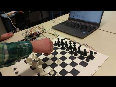 Embedded Systems - Electronic Chessboard