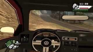 Como Instalar a Camera De Dentro Do Carro No Gta San