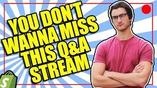 🔴 I'M ALIVE! eCommerce Q&A + Future Discussion 👏